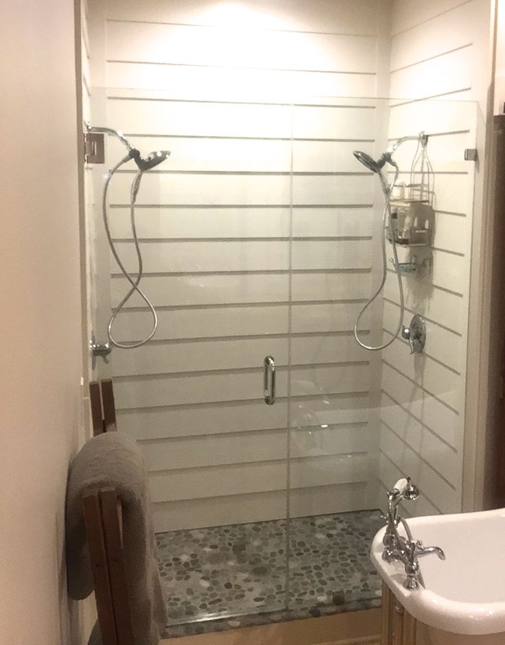 Shiplap Shower Reveal Home Home Decor And Doors