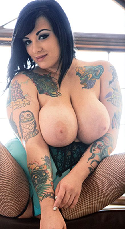 from Clyde naked and tatted porn