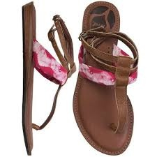 pink leather reef sandals - Google Search