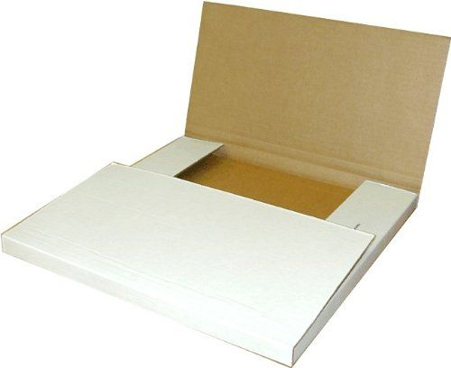 """(50) 12"""" Variable Depth Record Mailers with One Side White The Boxery http://www.amazon.com/dp/B0034PU6Y8/ref=cm_sw_r_pi_dp_ttD6tb0QTQWXM"""