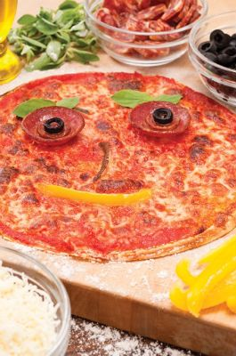 DIY Mister Pizza Recipe  YummyMummyClub.ca
