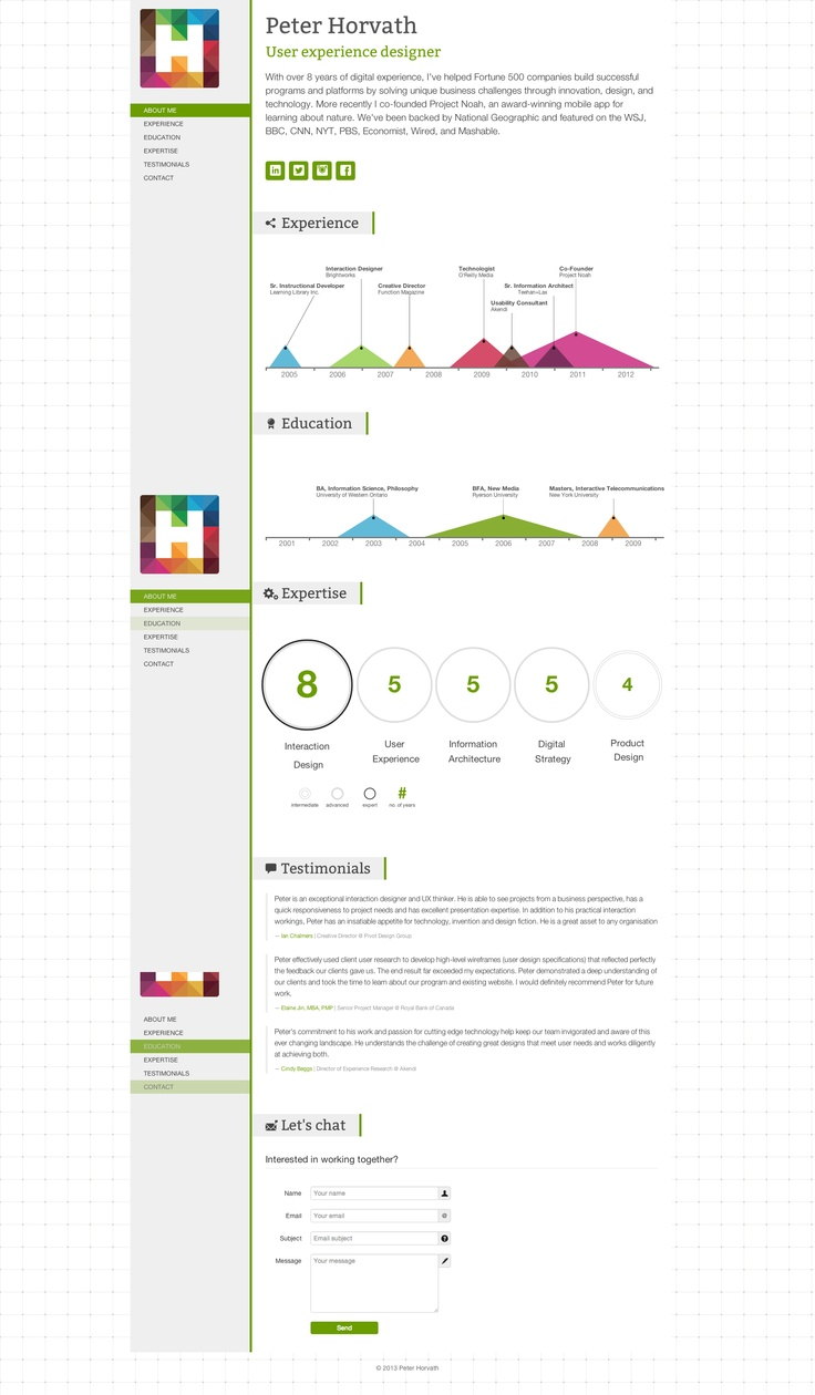45 Best Resumes Images On Pinterest Cv Design Infographic
