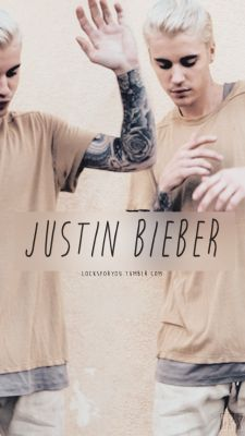 justin bieber lockscreen | Tumblr