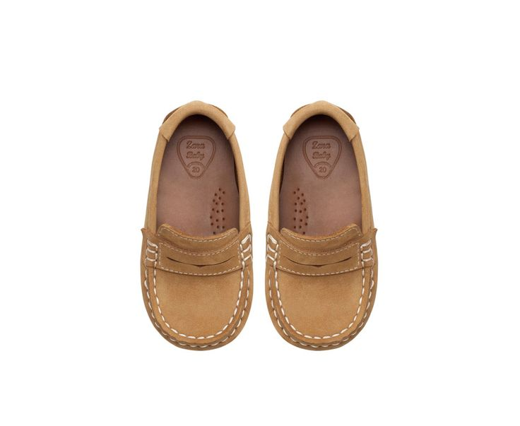ZARA KIDS Leather moccasin Cuteかわいい baby