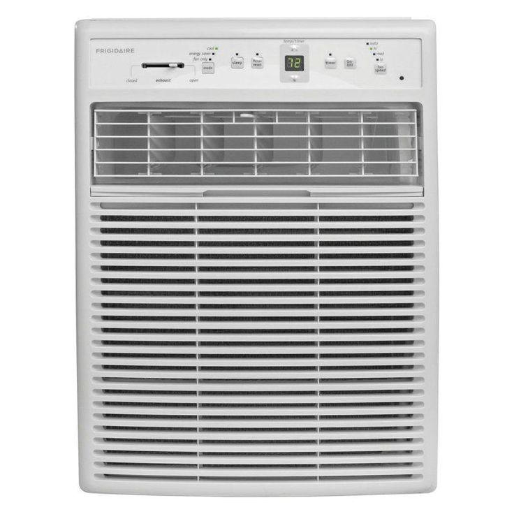 Frigidaire FFRS0822S1 8000 BTU Slider and Casement Window Air Conditioner - FFRS0822S1