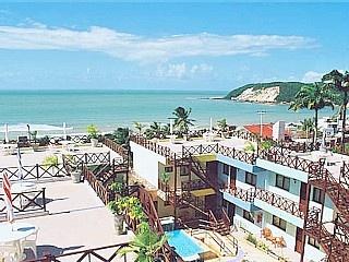 Apart Hotel Serantes - Ponta Negra - Natal, Brasil.Logo...bem logo...