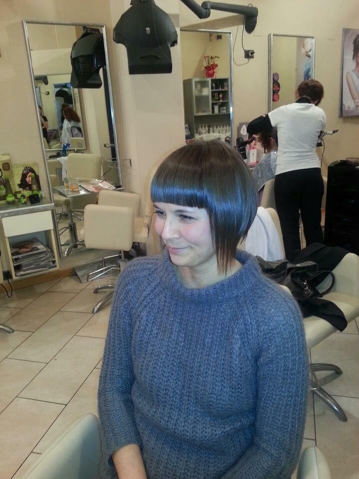 taglio corto hair