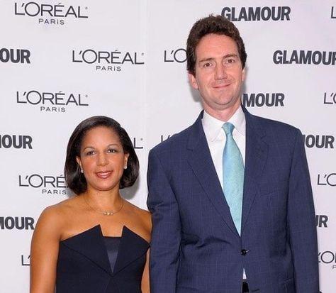 SUSAN RICE'S HUSBAND IS EXECUTIVE PRODUCER WITH ABC NEWS! +