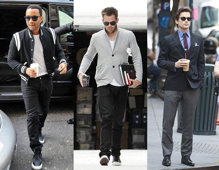 Get The Celebrity Look For Less: John Legend, Chris Pine & Matt Bomer - #ChrisPine, #GetTheCelebrityLookForLess, #JohnLegend, #MattBomer