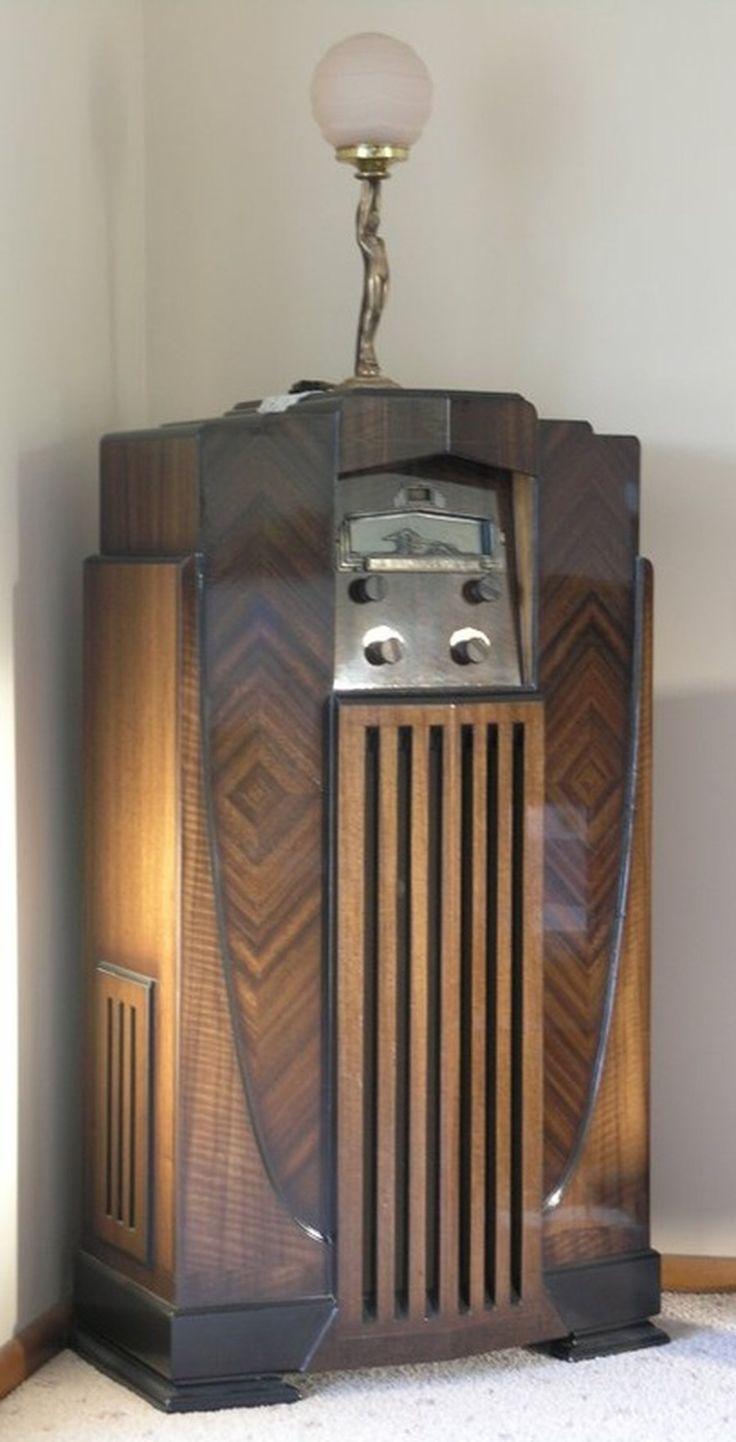 Best 25 Antique Radio Ideas On Pinterest Retro Radios
