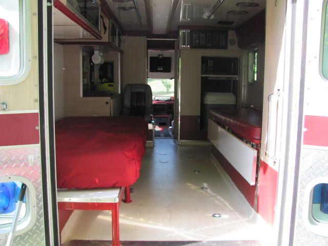 Ambulance Makeovers Into Rv Camper About Converting