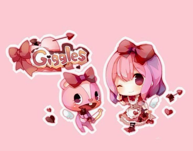 Happy Tree Friends (HTF)- Giggles #Anime