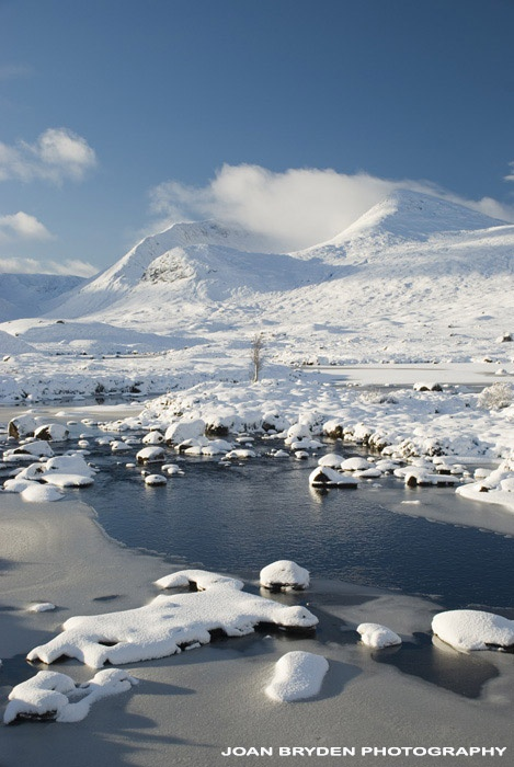 Black Mount, Rannoch Moor,  Highlands, Scotland, United Kingdom.
