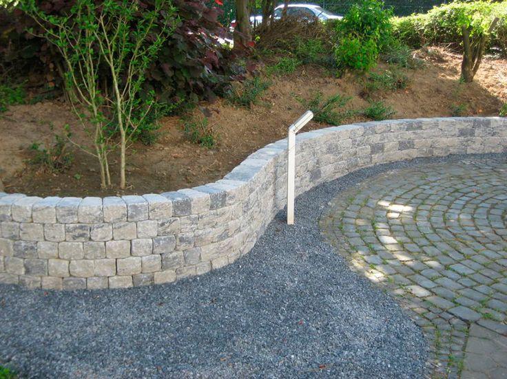 Steine für gartenmauer」のおすすめアイデア 25 件以上 Pinterest - hohlsteine fur gartenmauer