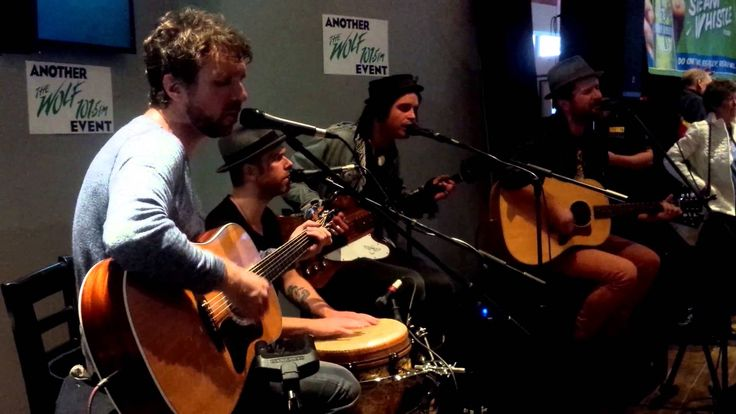 The Trews - Highway of Heroes (live acoustic)