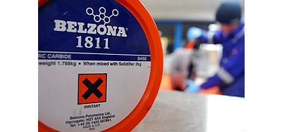 Protectii la abraziune  Belzona 1811 si Belzona 1812 -  Ceramic Carbide, Belzona 2141 (ACR Elastomer System) - Protectii la abraziune