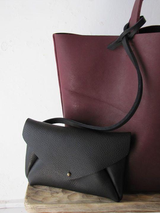 Petite Maison Christiane | The Basket Bag Handmade leather bags www.petitemaisonchristiane.com