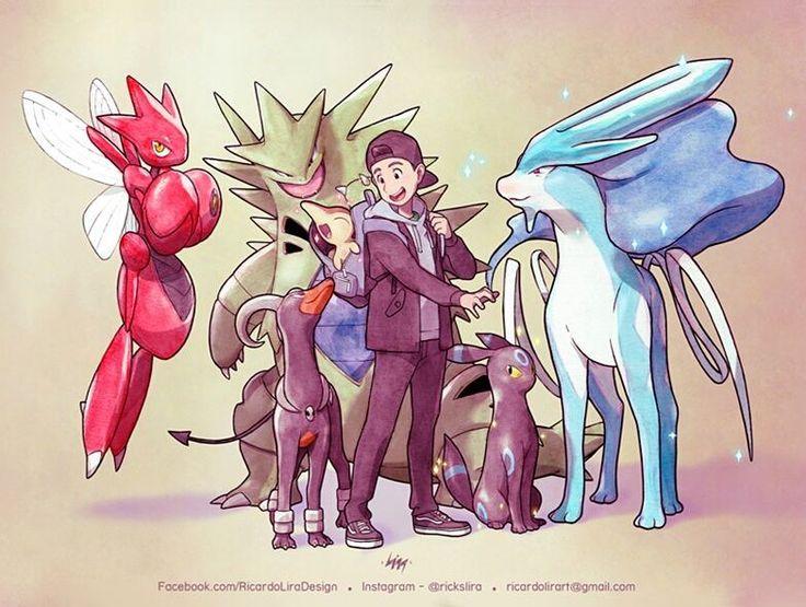 "4,798 Me gusta, 27 comentarios - Ricardo Lira (@rickslira) en Instagram: ""Daniel Guzman and his Pokémon team. #pokemon #pokemonteam #team #trainer #pokemontrainer #geek…"""