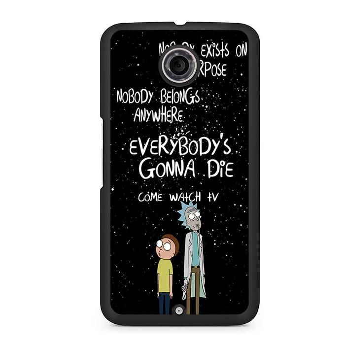 hot release Rick And Morty Qu... on our store check it out here! http://www.comerch.com/products/rick-and-morty-quote-nexus-6-case-yum6415?utm_campaign=social_autopilot&utm_source=pin&utm_medium=pin