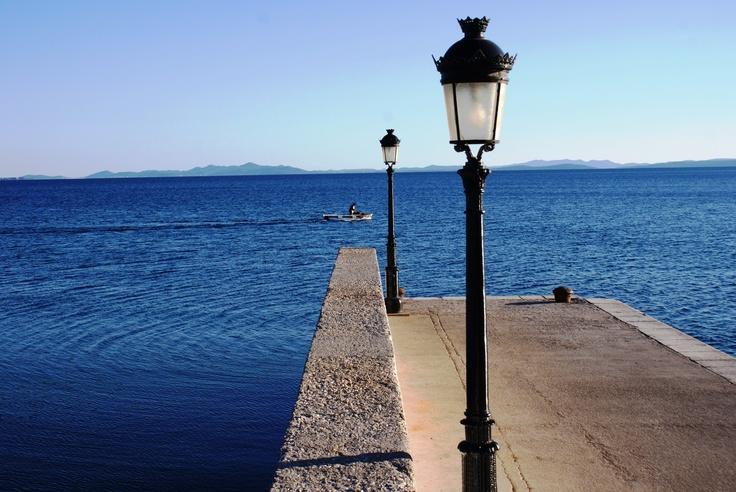 Island Vir in Dalmatia, Croatia