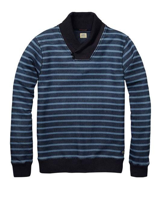 French Farmer Sweater - Scotch & Soda