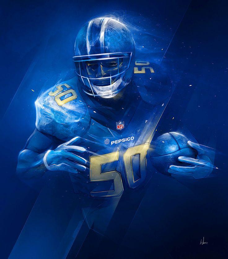 PepsiCo Super Bowl 2016 by Alexis Marcou