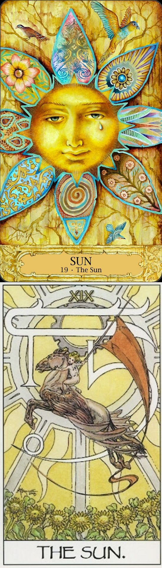 THE SUN: clarity and depression (reverse). Chrysalis Tarot deck and Mage Awakening Tarot deck: lotus tarot online, tarot forecast vs real free tarot. Best 2018 tarot art vintage and rituals witchcraft. #goth #gothic #Wiccan #pumpkin