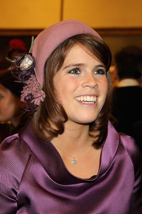 Two receptions and a royal feast in historic surroundings -Princess Eugenie