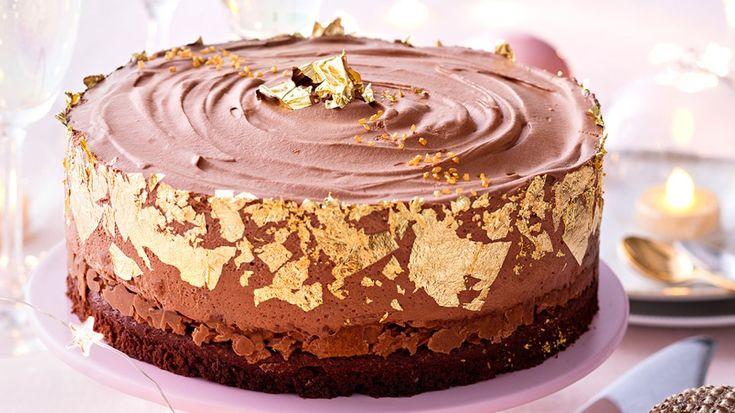 Gâteau au chocolat 3 saveurs – Hidri