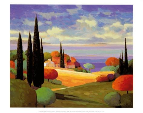 Max Hayslette Original Paintings For Sale
