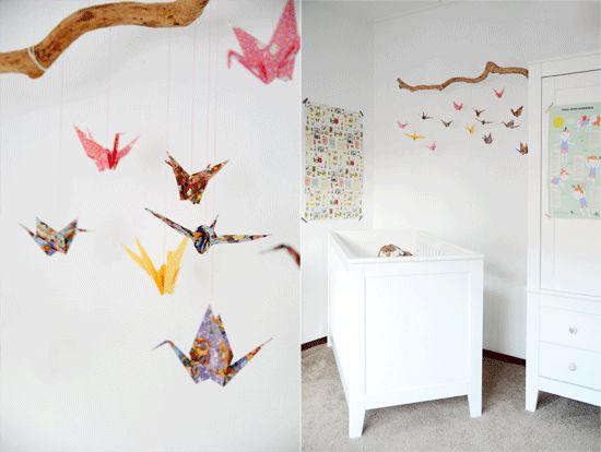 109 best slaapkamer baby images on pinterest, Deco ideeën