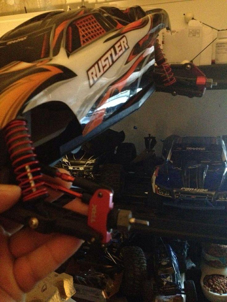 Traxxas rustler project parts truck!