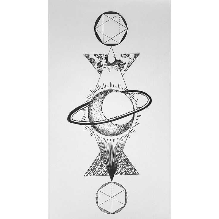 Sun Moon Saturn / Amber's Cosmic Art. Space. Orbit. Line drawing. Illustrated illustration. Zentangle. Perth artist. Drawing. Inspiration. Design. Black and white. Dot work dots. Planets. For sale. Cheap. Print.