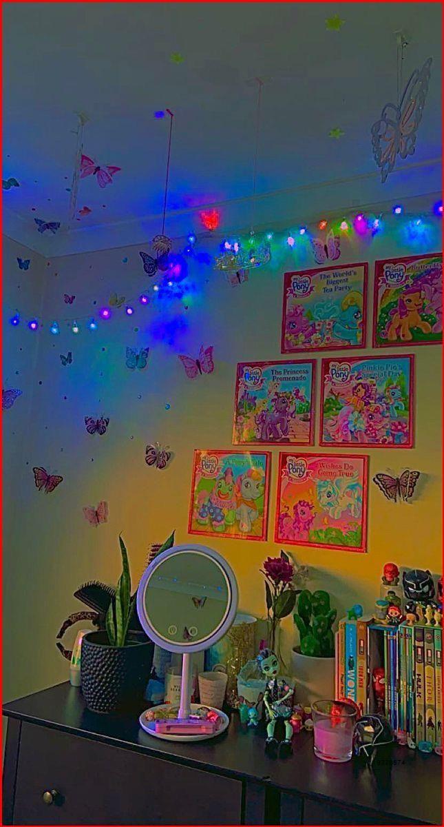 Bookcase Bookshelf Wooden Decorative Design Special Process Etsy Indie Room Decor Indie Room Indie Bedroom