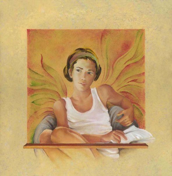 """from """"Everyday Angel"""" - BOOK by Anna Ewa Miarczynska"""
