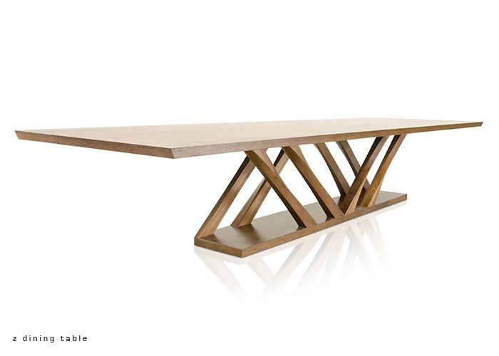 Z Quad Dining Table | Hellman-Chang