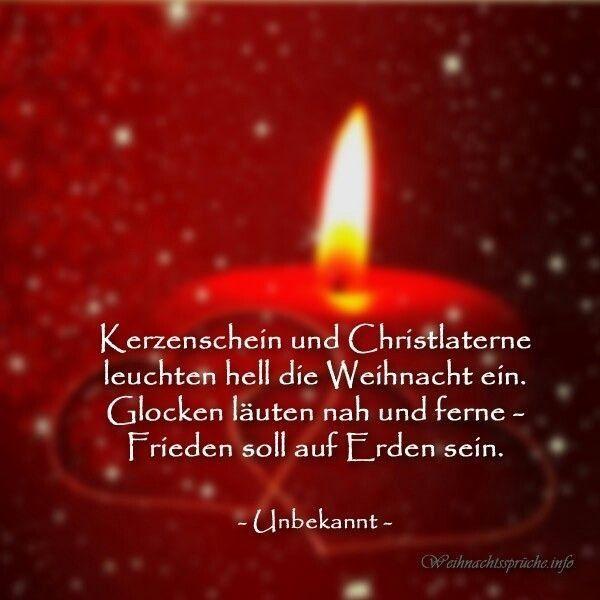 Pin Von Monika Koob Auf Adventsspruche Weihnachtsspruche Weihnachtsgedichte Weihnachtsgedichte Besinnlich