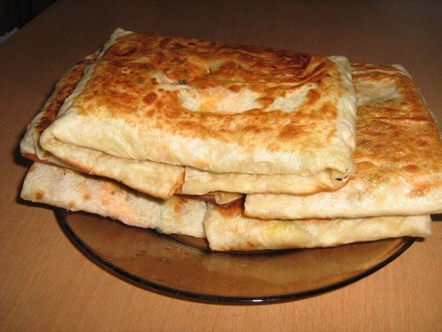 Хрустящая шаурма в армянском лаваше. Рецепт