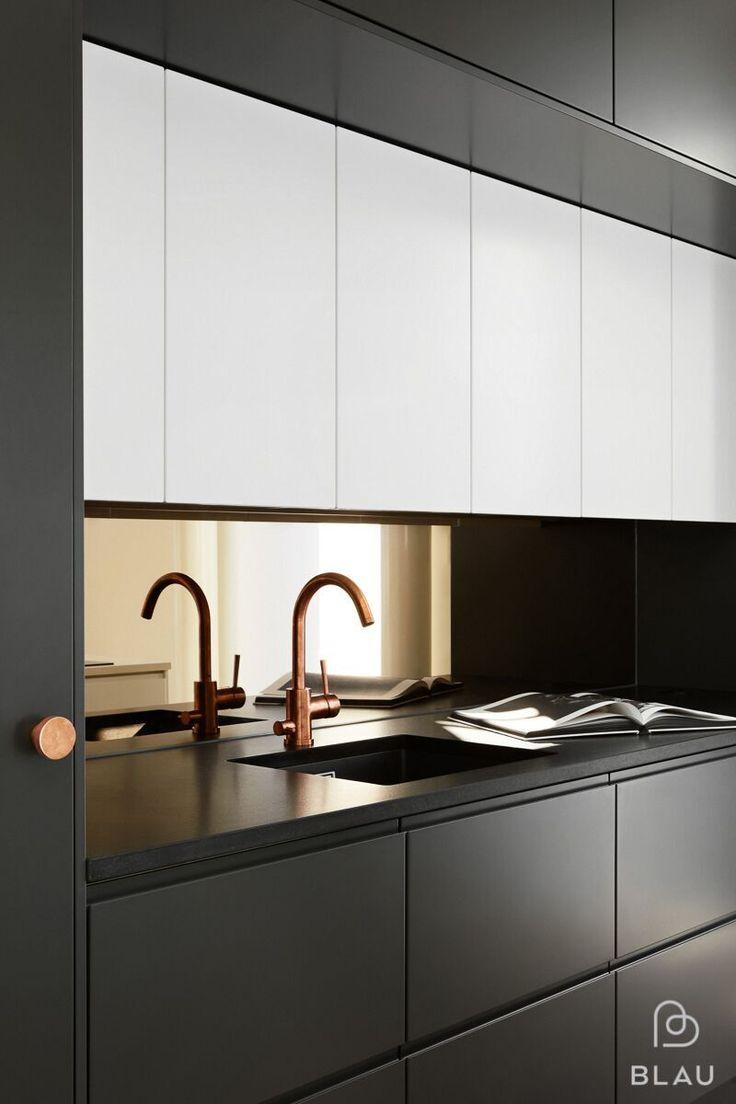 Tila ja tunnelma = Blaun keittiö!  Seuraa meitä myös instagramissa @blauinterior