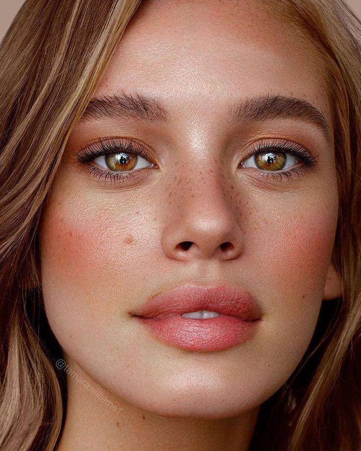 53 Elegant Natural Smoky Eyeshadow Makeup Ideas for Fall Party – glitterous