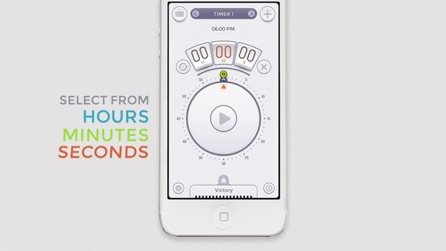 Clear Timer App on Vimeo