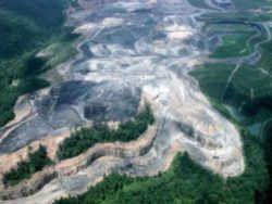 West Virginia State Rock: Bituminous Coal