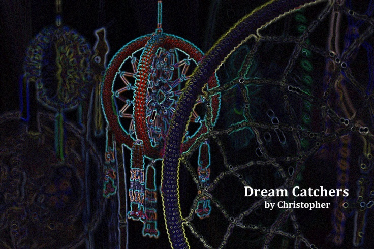Dream Catchers by Christopher now on the Tlicho Online Store