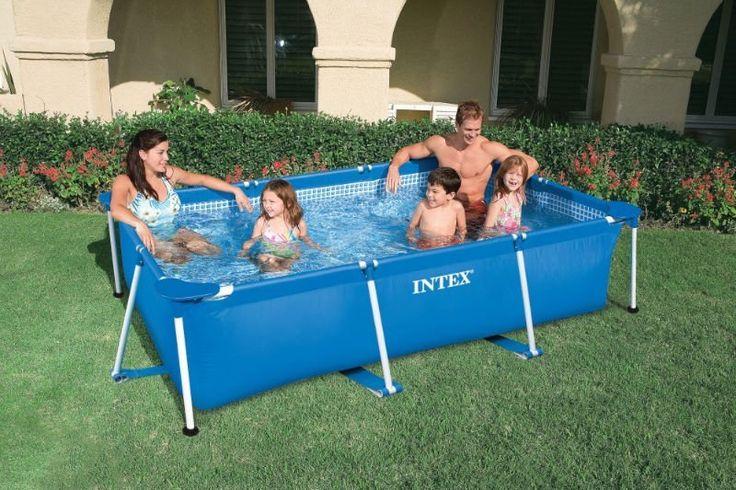 Intex Rechthoekig Frame zwembad 260 x 160 x 65 cm (28271NP)
