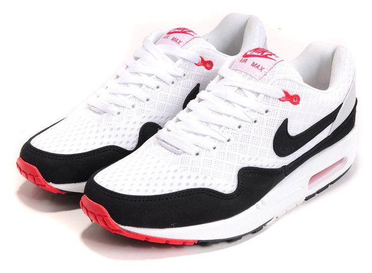 Nike Air Max 1 EM Vrouwen Marine Rood€76.26