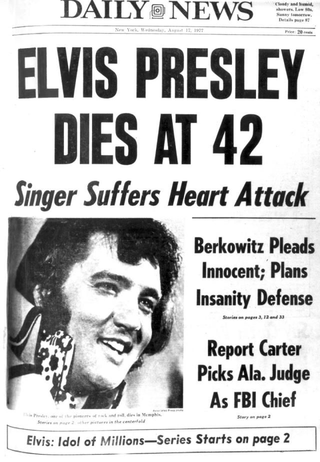 The true facts of Elvis Presley's death, including the role drugs may have played in his passing, from the Oldies Expert at About.com.