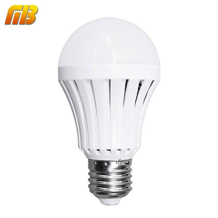 Lampu darurat DIPIMPIN Lampu Darurat Otomatis Pengisian 5 W 7 w 9 w 12 W Keren Putih Isi Ulang Baterai E27 AC 220 V 110 V