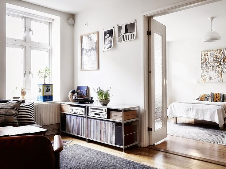Epiplonet: Φανταστικό λευκό σπίτι με σκανδιναβικό στυλ διακόσμησης