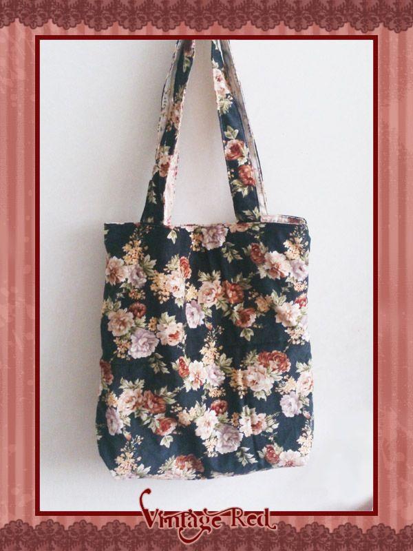 handmade sewing bag