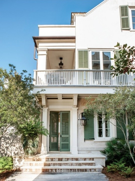 Exterior Loving The Pop Of Color Home Sweet Home Pinterest Exterior C